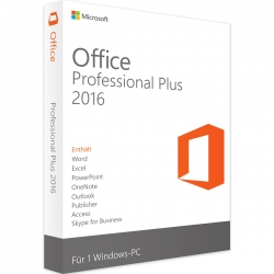 Office Pro Plus 2016 MSDN