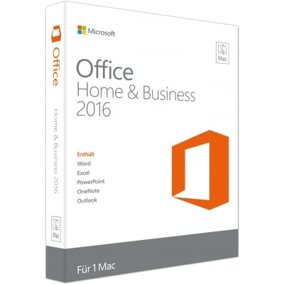 Office Home and Business 2016 for Mac فعالسازی به دفعات