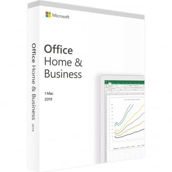 Office Home and Business 2019 for Mac فعالسازی به دفعات